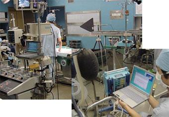 医療分野のEMC問題に関する実績とノウハウ サービスイメージ写真