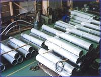 軽量組立鋼管柱