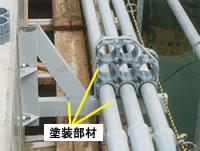 ケーブル収容管類