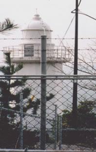 小豆島 鋼管柱