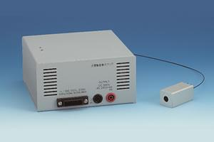 KTN光スキャナーと駆動電源 100kHz共振タイプ