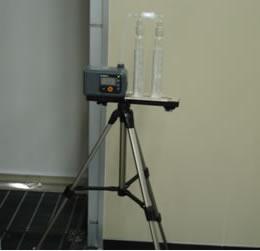 インピンジャー捕集(酸性ガス、塩基性ガス、ドーパント類、金属が対象の捕集方法)