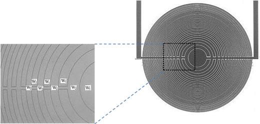 作製例1 『 リングアレー電極 』