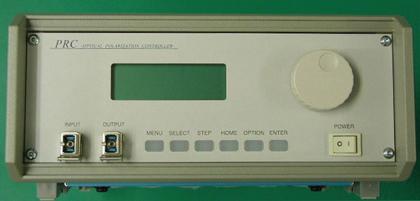 電動偏波コントローラ