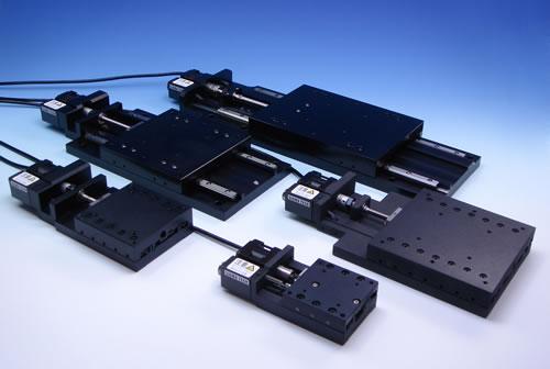位置決め装置 高分解能フィードバックシステム
