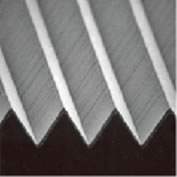 V溝型、ブレーズ型パタン