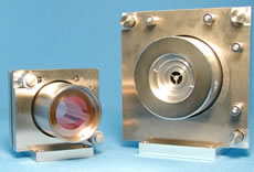 回転楕円面集光ミラーとシュワルツシルト集光ミラー:製作例