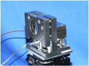集光用ダブルミラーホルダ 及びミラー駆動機構例