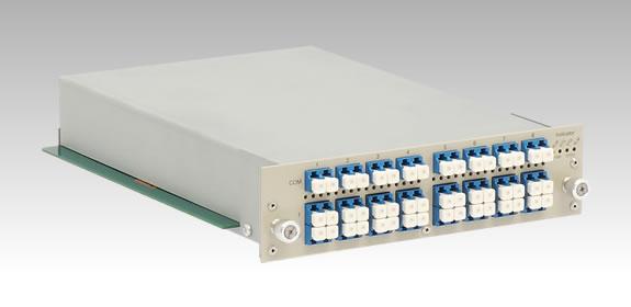 高密度収容光スイッチモジュール製品画像