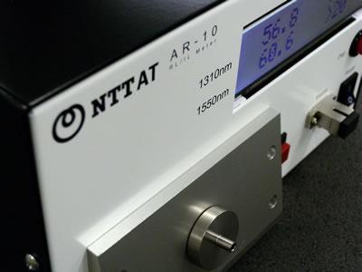 光コネクタ特性測定器 AR-10 製品画像