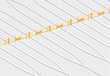 集積型光回路への適用例