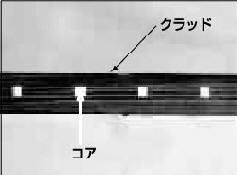 光導波路のクラッド