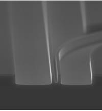 GaAs基板導波路パターン(2)