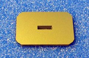 軟X線を透過する、SiN,SiCメンブレンと極薄貴金属構造です。金属膜は観察試料からの検出X線に合わせて選択いただけます。